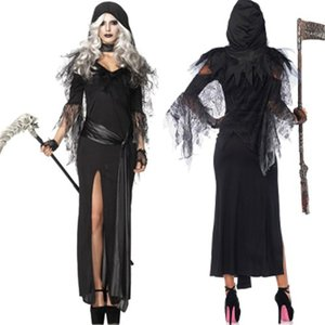 CS98  コスプレ衣装 魔女のドレス コスチューム ブラック デラックス 大人 ディズニー 悪魔 吸血鬼 ヴァンパイア 鬼魔女 巫女 変装|queenstylehayato