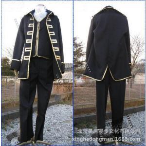 セット内容:ジャケット*1+ベスト*1+ズボン*1+白いスカーフ*1  サイズ:S M L XL  ...