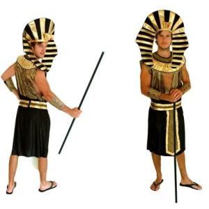 コスプレ衣装  古代エジプトファラオ コスチューム 大人  コス ハロウィン なりきり 余興  メンズ 仮装 cosplay  王様 面白い  男  ファラオ 古代エジプト DS6 queenstylehayato