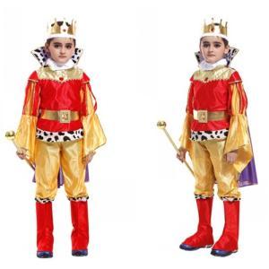 コスプレ 王子様 ハロウィン衣装 子供 童話 ハロウィン 王子 コスプレ 子とも 変装 幼児園 W241A|queenstylehayato