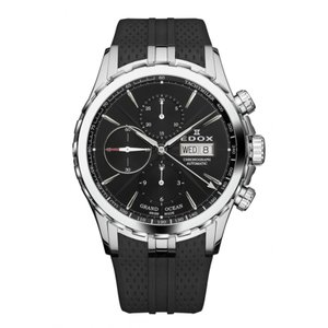01113-3-NIN EDOX エドックス グランドオーシャン クロノグラフ オートマチック メンズ腕時計 正規品 送料無料  |quelleheure-1