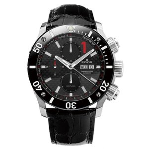 01114-3-NIN-L2 EDOX エドックス クロノオフショア1 CHRONOGRAPH AUTOMATIC メンズ腕時計 メンズ腕時計 正規品 送料無料  |quelleheure-1
