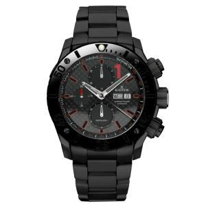 01115-37N-NRO EDOX エドックス クロノオフショア1 CHRONOGRAPH AUTOMATIC メンズ腕時計 メンズ腕時計 正規品 送料無料  |quelleheure-1