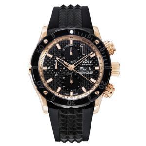 01122-37R-NIR1-S EDOX エドックス CHRONOFFSHORE-1 クロノオフショア1 メンズ腕時計 正規品 送料無料   quelleheure-1