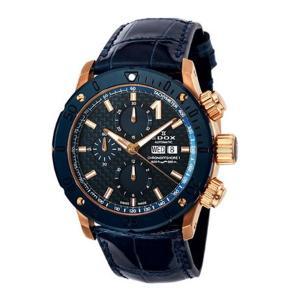 01122-37RBU3-BUIR3-L EDOX エドックス CHRONOGRAPH AUTOMATIC クロノオフショア1 クロノグラフオートマチック  メンズ腕時計 正規品 送料無料   quelleheure-1