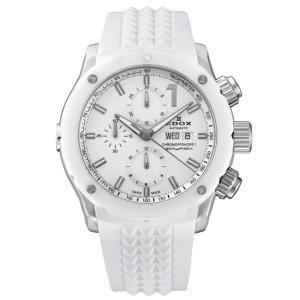 01122-3B1-BIN1-S EDOX エドックス CHRONOFFSHORE-1 クロノオフショア1 メンズ腕時計 正規品 送料無料   quelleheure-1