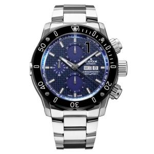 01122-3M-BUIN1 EDOX エドックス クロノオフショア1 メンズ腕時計 正規品 送料無料   quelleheure-1