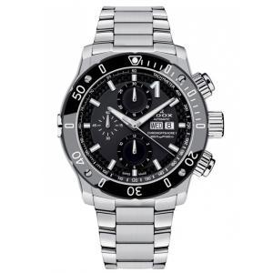 01122-3M-NIN EDOX エドックス クロノオフショア1 CHRONOGRAPH AUTOMATIC メンズ腕時計 正規品 送料無料   quelleheure-1