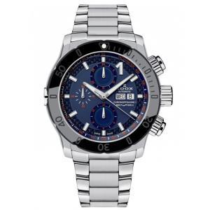 01122-3NM-BUINO EDOX エドックス クロノオフショア1 CHRONOGRAPH AUTOMATIC メンズ腕時計 メンズ腕時計 正規品 送料無料   quelleheure-1