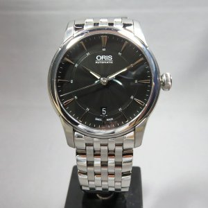 正規品 ORIS オリス アートリエ 自動巻 メンズ腕時計 01733 7670 4054-0782...