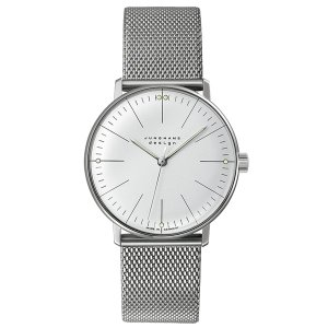 027 3004 44M ユンハンス Max Bill  Hand Wind  メンズ腕時計 国内正規品 送料無料  |quelleheure-1