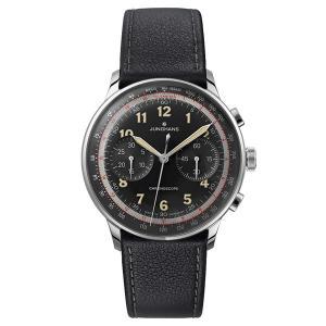 027 3381 00 ユンハンス Meister Telemeter メンズ腕時計 国内正規品 送料無料  |quelleheure-1