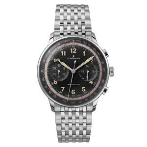 027 3381 44 ユンハンス Meister Telemeter メンズ腕時計 国内正規品 送料無料  |quelleheure-1