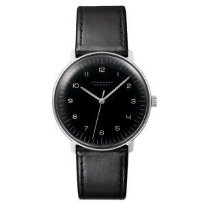 027 3400 00 ユンハンス Max Bill by Junghans Automatic メンズ腕時計 国内正規品 送料無料  |quelleheure-1