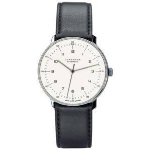 027 3500 00 ユンハンス Max Bill by Junghans Automatic メンズ腕時計 国内正規品 送料無料  |quelleheure-1