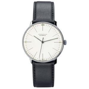027 3501 00 ユンハンス Max Bill by Junghans Automatic  メンズ腕時計 国内正規品 送料無料  |quelleheure-1