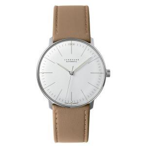 027 3501 00B ユンハンス Max Bill  Automatic  メンズ腕時計 国内正規品 送料無料  |quelleheure-1
