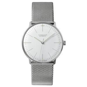 027 3501 00M ユンハンス Max Bill  Automatic  メンズ腕時計 国内正規品 送料無料  |quelleheure-1