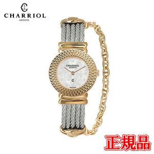 028IY.540.326 CHARRIOL シャリオール ST-TROPEZ Art Deco レディース腕時計 国内正規品 送料無料|quelleheure-1