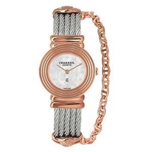 028LP.540.326 CHARRIOL シャリオール ST-TROPEZ Art Deco レディース腕時計 国内正規品 送料無料  |quelleheure-1