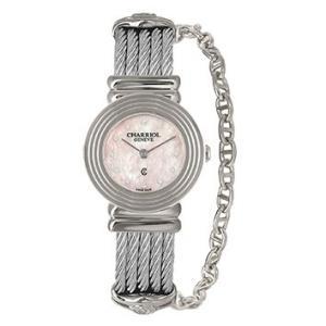 028LS.540.462 CHARRIOL シャリオール ST-TROPEZ Art Deco レディース腕時計 国内正規品 送料無料|quelleheure-1
