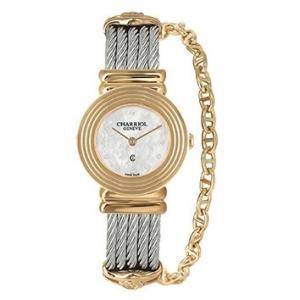 028LY.540.326 CHARRIOL シャリオール ST-TROPEZ Art Deco レディース腕時計 国内正規品 送料無料|quelleheure-1