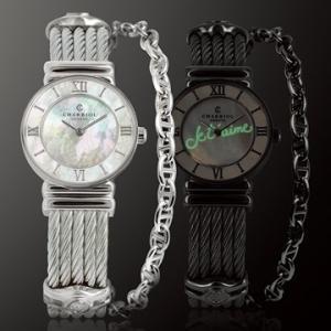 028SI.540.554 CHARRIOL シャリオール ST-TROPEZ SECRETS レディース腕時計 国内正規品 送料無料|quelleheure-1