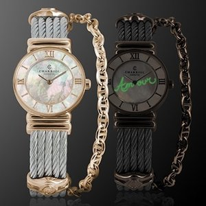 028YI.540.555 CHARRIOL シャリオール ST-TROPEZ SECRETS レディース腕時計 国内正規品 送料無料|quelleheure-1