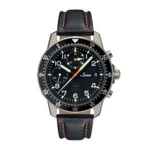103.TI.IFR  Sinn ジン Instrument Chronographs 103 メンズ腕時計 国内正規品 送料無料   quelleheure-1