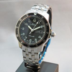 104.ST.SA.A.M  Sinn ジン Instrument Watches 104 メンズ腕時計  国内正規品 送料無料   quelleheure-1