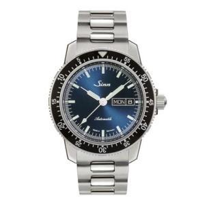 国内正規品 Sinn ジン 自動巻き メンズ腕時計 パイロットウォッチ 104.ST.SA.I.B   quelleheure-1