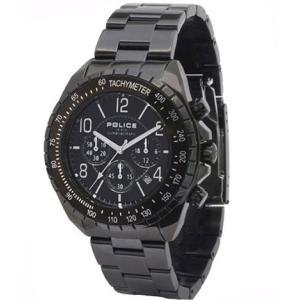 12545JSBS-02M POLICE [ ポリス ] メンズ腕時計 NEW NAVY ニューネイビー クロノグラフ 国内正規品 送料無料 quelleheure-1