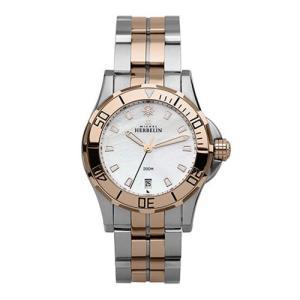 12591/TR19B  MICHEL HERBELIN [ミッシェル・エルブラン]  ニューポートトロフィ レディース腕時計 国内正規品 送料無料|quelleheure-1