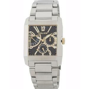 送料無料  POLICE ( ポリス ) メンズ腕時計 KING'S AVENUE 13789MS-02MA quelleheure-1