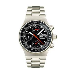 144.ST.SA  Sinn ジン Instrument Chronographs 144 メンズ腕時計 国内正規品 送料無料   quelleheure-1