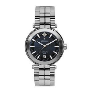 1666/45B   MICHEL HERBELIN [ミッシェル・エルブラン]  ニューポートヨットクラブ メンズ腕時計 国内正規品 送料無料|quelleheure-1