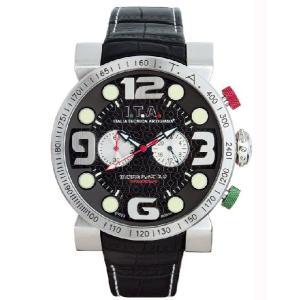 送料無料 I.T.A(アイティエー)B.COMPAX 2.0(ビー・コンパックス)メンズ腕時計 18.00.02  quelleheure-1