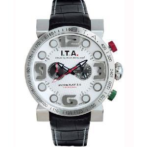 送料無料 I.T.A(アイティエー)B.COMPAX 2.0(ビー・コンパックス)メンズ腕時計 18.00.04  quelleheure-1