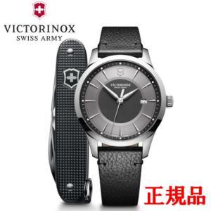 正規品 VICTORINOX ビクトリノックス Alliance(マルチツール付き) メンズ腕時計 クォーツ 送料無料 241804.1|quelleheure-1