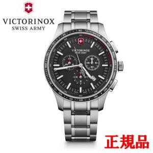 正規品 VICTORINOX ビクトリノックス Alliance Sport Chronograph メンズ腕時計 クォーツ 送料無料 241816|quelleheure-1