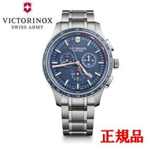 正規品 VICTORINOX ビクトリノックス Alliance Sport Chronograph メンズ腕時計 クォーツ 送料無料 241817|quelleheure-1