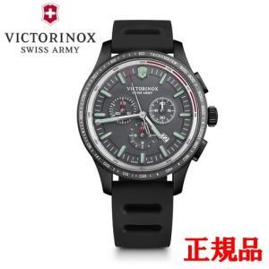 正規品 VICTORINOX ビクトリノックス Alliance Sport Chronograph メンズ腕時計 クォーツ 送料無料 241818|quelleheure-1