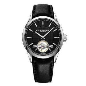 RAYMOND WEIL レイモンド・ウェイル フリーランサー 自動巻き メンズ腕時計 カーフレザー 2780-STC-20001  |quelleheure-1
