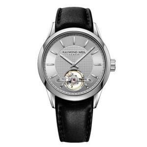 RAYMOND WEIL レイモンド・ウェイル フリーランサー 自動巻き メンズ腕時計 カーフレザー 2780-STC-65001  |quelleheure-1