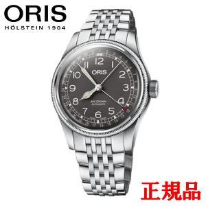 正規品 ORIS オリス ビッグクラウン ポインターデイト メンズ腕時計 01 754 7741 4064-07 8 20 22|quelleheure-1