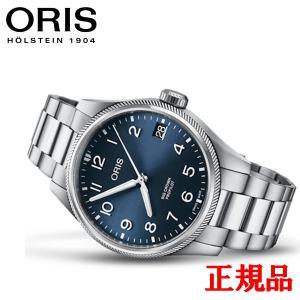 正規品 ORIS オリス ビッグクラウン パイロット メンズ腕時計 01 751 7761 4065-07 8 20 08P|quelleheure-1