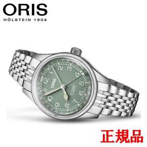 正規品 ORIS オリス ビッグクラウン ポインターデイト メンズ腕時計 01 754 7749 4067-07 8 17 22|quelleheure-1