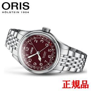 正規品 ORIS オリス ビッグクラウン ポインターデイト メンズ腕時計 01 754 7741 4068-07 8 20 22|quelleheure-1