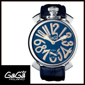5010.05S GAGA MILANO ガガミラノ  MANUALE 48MM  マニュアーレ 48mm ステンレス メンズ腕時計 国内正規品 送料無料  |quelleheure-1