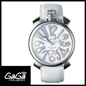 5010.10S GAGA MILANO ガガミラノ  MANUALE 48MM  マニュアーレ 48mm ステンレス メンズ腕時計 国内正規品 送料無料  |quelleheure-1